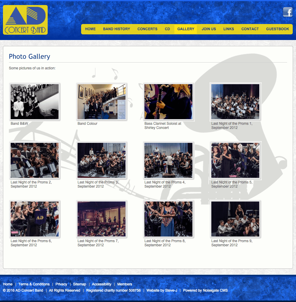 AD BAND - GALLERY