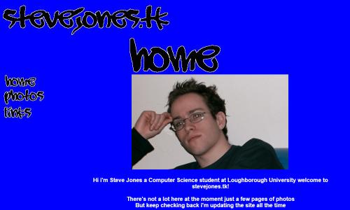2004 Website