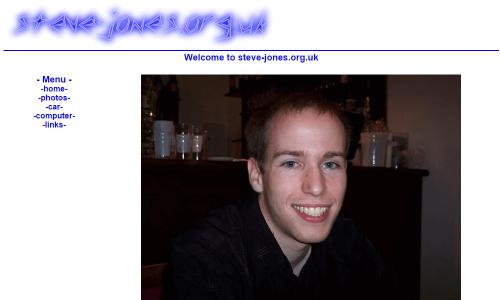 2005 Website