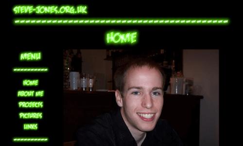 2007 Website