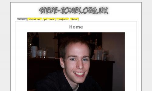 2008 Website