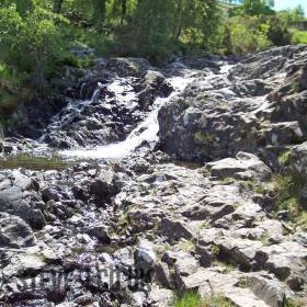 Ashness Bridge - Waterfall